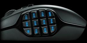 多機能ボタンマウス