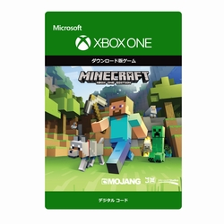 Minecraft: Xbox One Edition ダウンロードコード