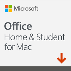 Office Home & Student 2019 for Mac 日本語版 (ダウンロード)(MAC)
