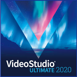 VideoStudio Ultimate 2020 ダウンロード版