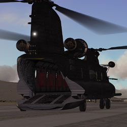 Area 51 Simulations MH-47 Chinook(WIN)
