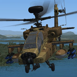 Area 51 Simulations AH-64D Apache Longbow(WIN)