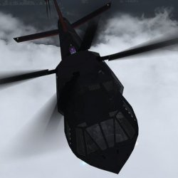 Area 51 Simulations UH-60X Stealth Blackhawk(WIN)