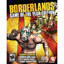 [2K Games] Borderlands Game of the Year Edition 英語版(WIN)
