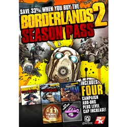 [2K Games] Borderlands 2 Season Pass 日本語版(WIN)