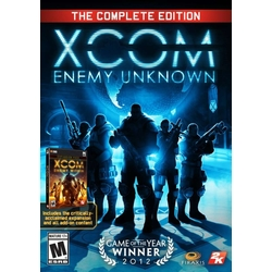 [2K Games] XCOM: Enemy Unknown Complete Edition 日本語版(WIN)