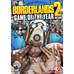 [2K Games] Borderlands 2: Game of the Year Edition 日本語版(WIN)