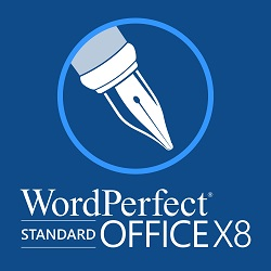 WordPerfect Office X8 Standard Upgrade(英語版)