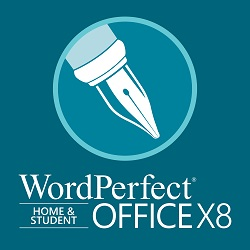 WordPerfect Office X8 Home and Student(英語版)