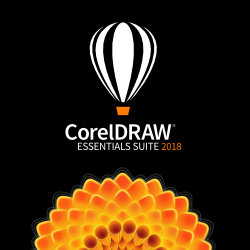 CorelDRAW Essentials Suite 2018