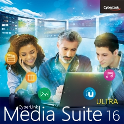 CyberLink Media Suite 16 Ultra ダウンロード版