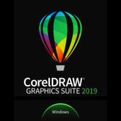 CorelDRAW Graphics Suite 2019 for Windows