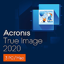 Acronis True Image 2020 3 Computers(ダウンロード版)