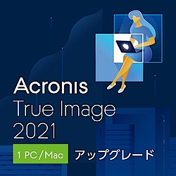 Acronis True Image 2021 1 Computer Version Upgrade(DL)(WIN&MAC)