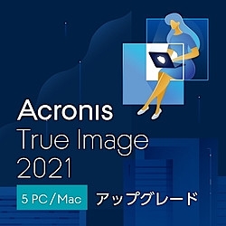 Acronis True Image 2021 5 Computer Version Upgrade(DL)(WIN&MAC)