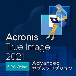 Acronis True Image Advanced Subscription 5 Computer(DL)(WIN&MAC)