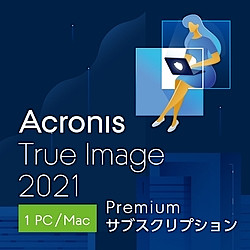 Acronis True Image Premium Subscription 1 Computer(DL)(WIN&MAC)