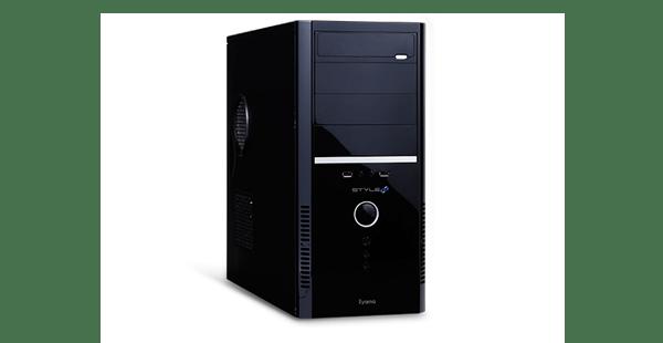 検証機:第8世代Core i7プロセッサー搭載 「STYLE-R037-i7K-UHS」