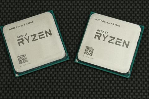 AMDの新型CPU「Ryzen 5 2400G」と「Ryzen 3 2200G」の実力は?早速ベンチマークをしてみた