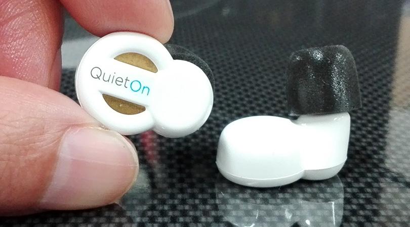 ノイズキャンセル搭載「Quiet On」を体感!人気の次世代耳栓がすごい