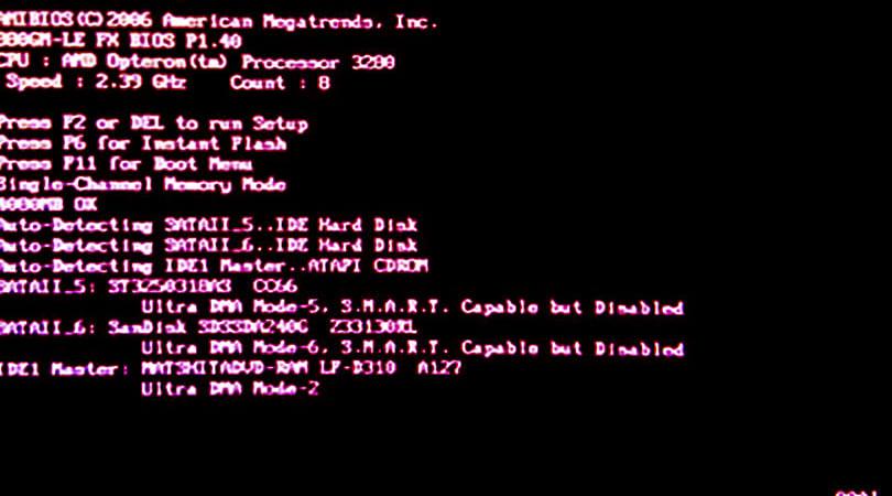 旧BIOSを進化させたUEFI、その基本を解説(後編:設定と確認