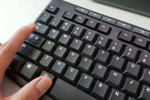知っておくと便利なWindows 10のショートカットキーのイメージ画像