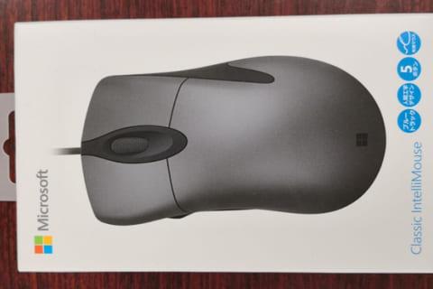 復刻版マウス「Microsoft Classic Intellimouse」をレビューしてみた!のイメージ画像