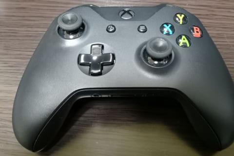 改めてXbox one ワイヤレスコントローラーレビューのイメージ画像