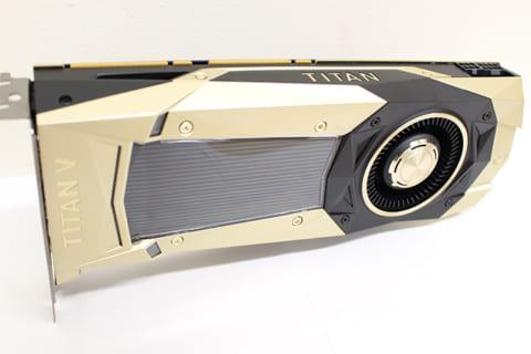 Volta採用 TITAN V ベンチマーク比較レビューのイメージ画像