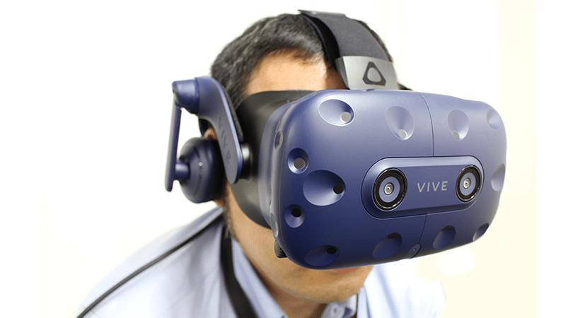 VIVE Pro 新型VRをレビュー・評価   パソコン工房 NEXMAG
