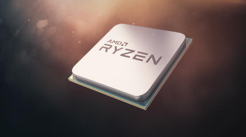 AMD Ryzenプロセッサーイメージ