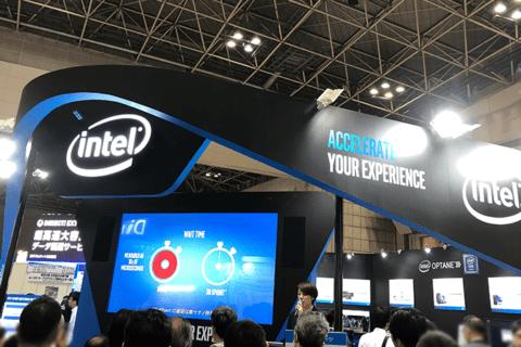 コンテンツ東京2018 インテルブースに最新4K動画編集PCを出展!参加レポートをお届け!のイメージ画像