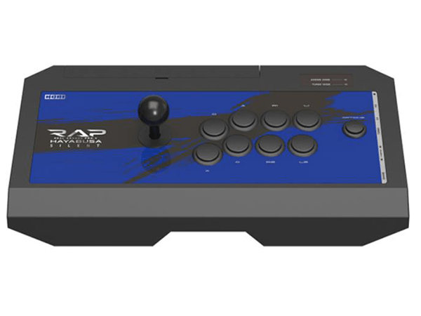 HORI リアルアーケードPro.V サイレントHAYABUSA(2017年モデル) for PlayStation4/PlayStation3/PC PS4-090 HORI