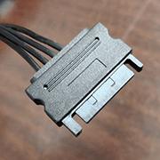 フロントロゴLED用電源コネクタ