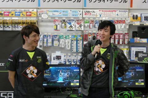 父ノ背中 eスポーツゲームイベント パソコン工房 福岡南店のイメージ画像