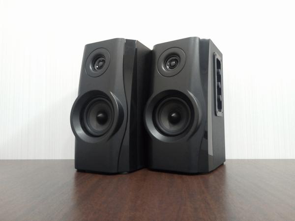 高音質2.0チャンネル PCスピーカー「FW-SM-223AC」