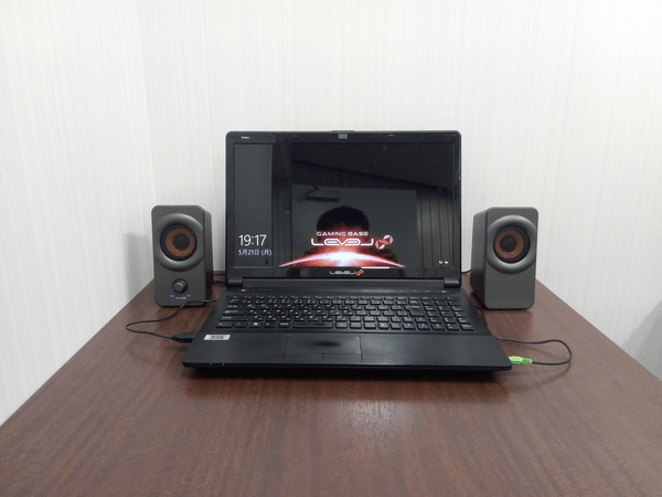 「FW-SM-237USB」とパソコン接続