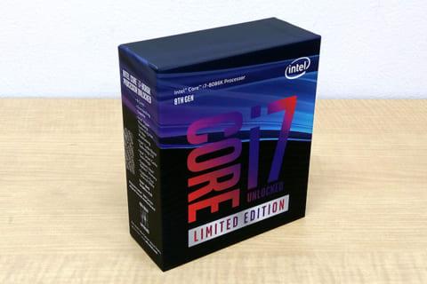 Core i7-8086K 速攻ベンチマークレビューのイメージ画像