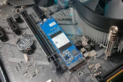 OptaneメモリーでPCを加速するのイメージ画像