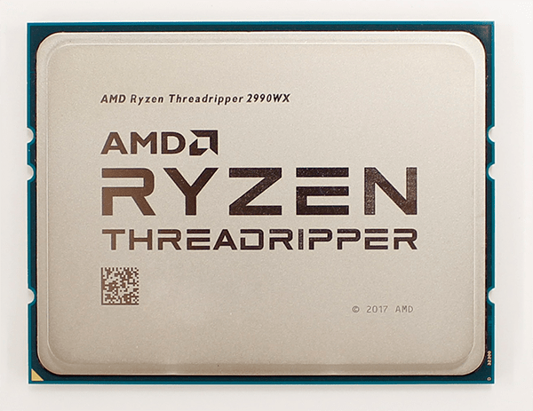 第2世代Ryzen Threadripper 2990WX その1