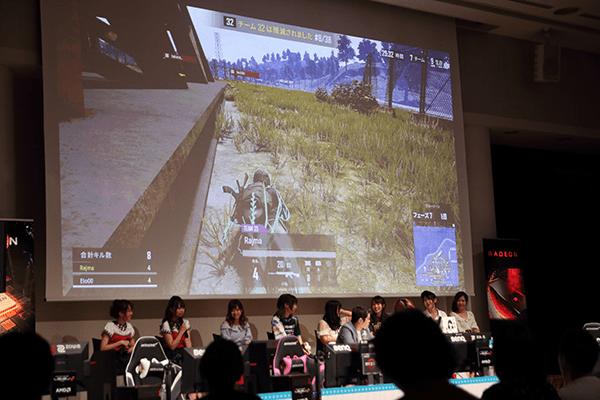 ゲストプレイヤー陣が敗退し、オンライン参加プレイヤーのプレイに注目が集まります