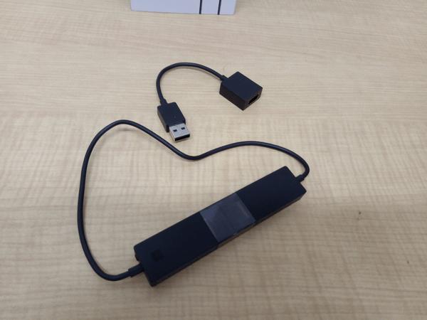 ワイヤレスディスプレイアダプター「Microsoft P3Q-00009」商品内容