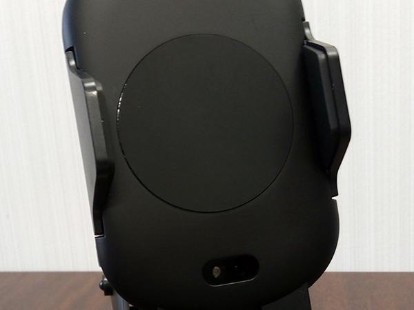 円形ラバー、赤外線センサー