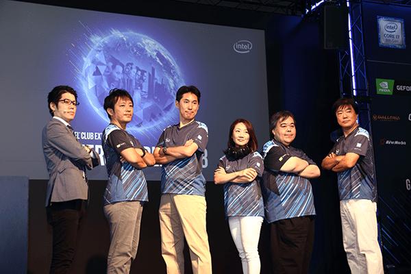 左から、司会のOooDa氏、ユニットコムの石田雅人氏、Project Whiteの森秀範氏、インテルの藤木貴子氏、NVIDIAの高橋一則氏、サードウェーブの松原昭博氏