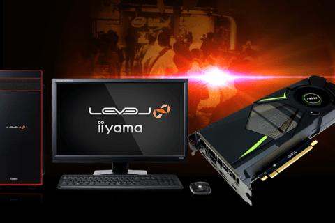 GeForce RTX 2070 搭載 BTOパソコン 10月18日販売開始!