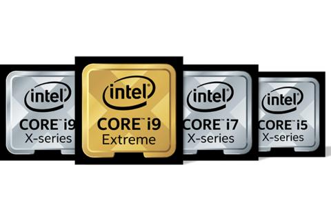 インテル® Core™ X シリーズ・プロセッサー・ファミリー (Skylake-X、Kaby Lake-X) とはのイメージ画像