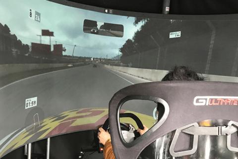FIA世界耐久選手権のリアルレーシングシミュレーター体験イベントをレポートのイメージ画像