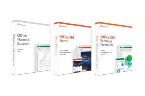Microsoft Office 比較のイメージ画像