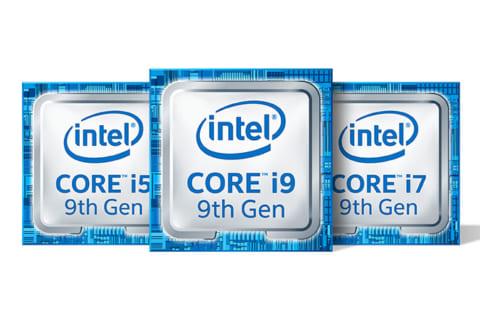 Core i9-9900K Core i7-9700K Core i5-9600K 第9世代インテルプロセッサー発表!予約販売開始