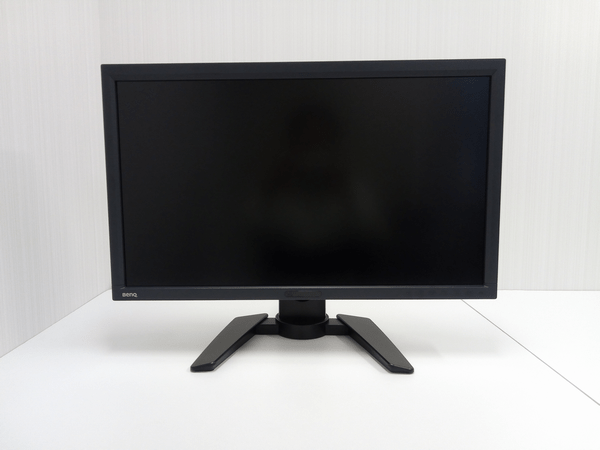 BENQ 27型大画面液晶モニタ PV270 正面